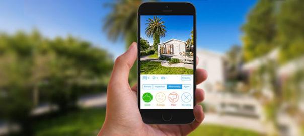 real-estate app