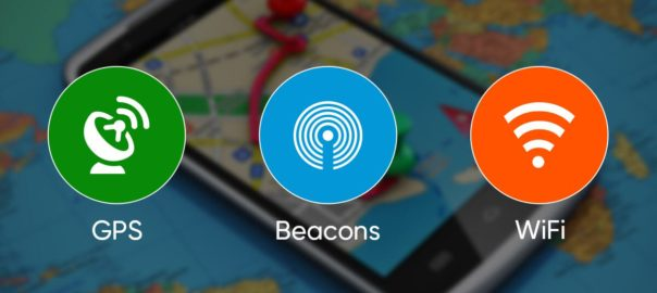 GPS, Wi-Fi, And Beacons- A Comparative Analysis
