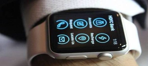 The Banking Sector Is Gearing Up For The Wearable Revolution