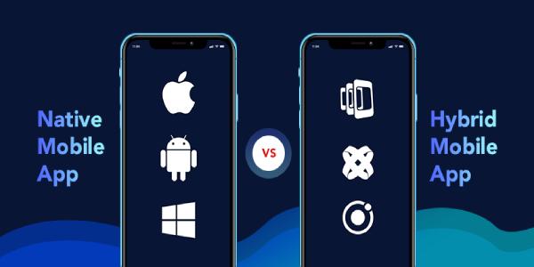 Choose between Native & Hybrid App