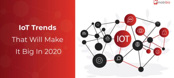 IoT Trends In 2020