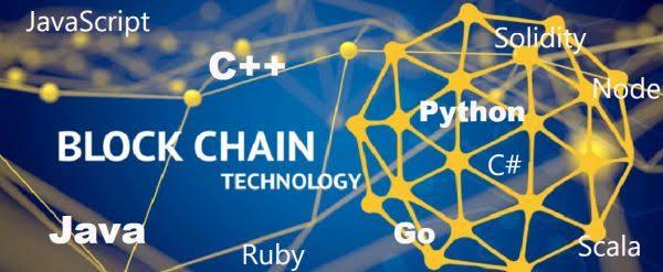 blockchain-development-languages