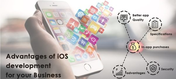 How iPhone App Development Is Beneficial for Your Brand Success?