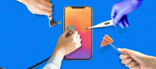 AI-based Mobile Apps Can Stop Coronavirus Outbreak