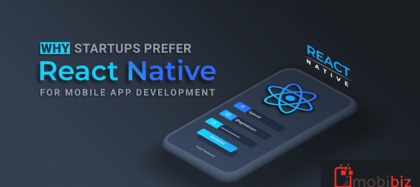 Why React Native is First Choice of Startups for App Development
