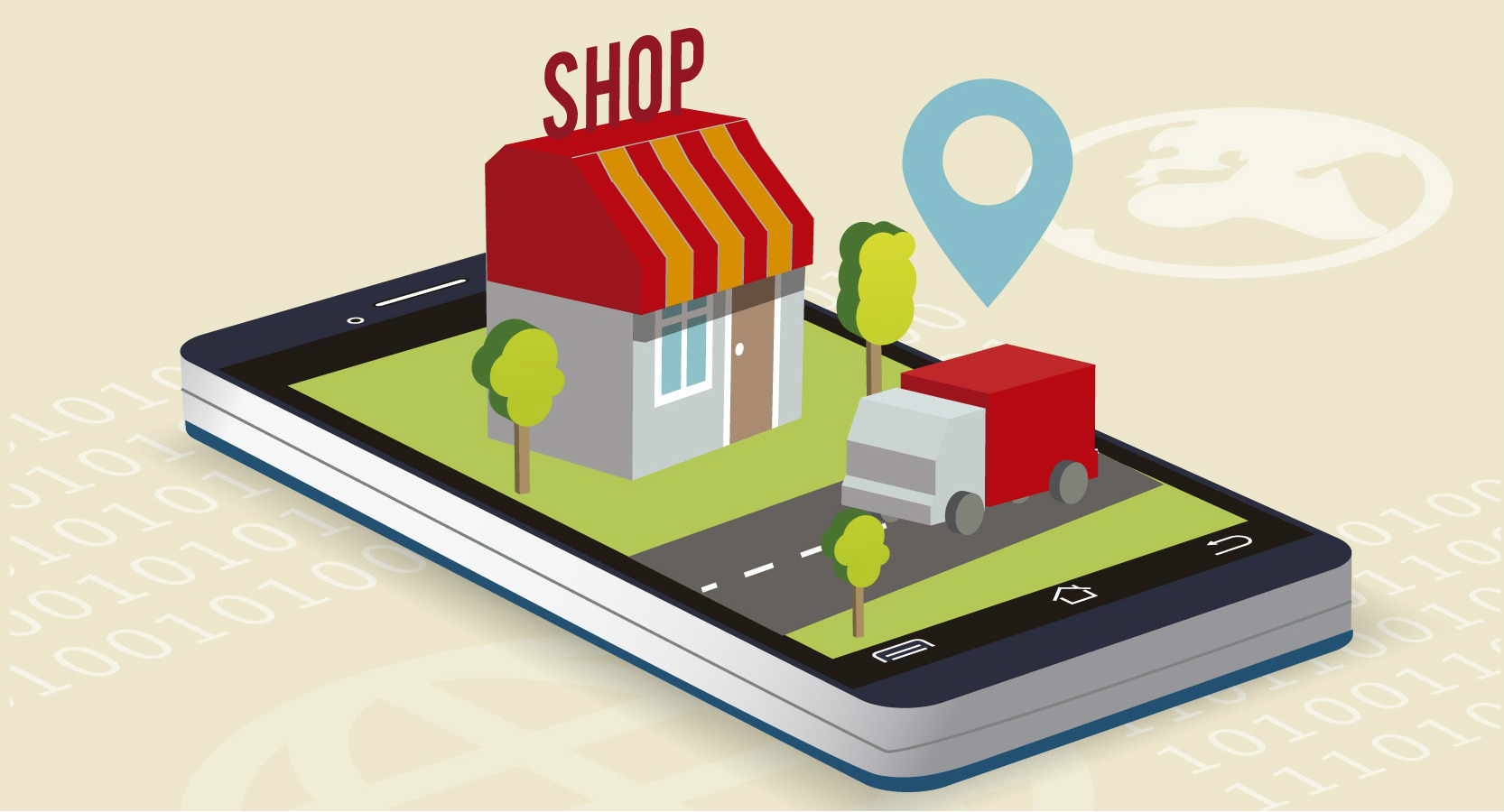 eCommerce business Apps