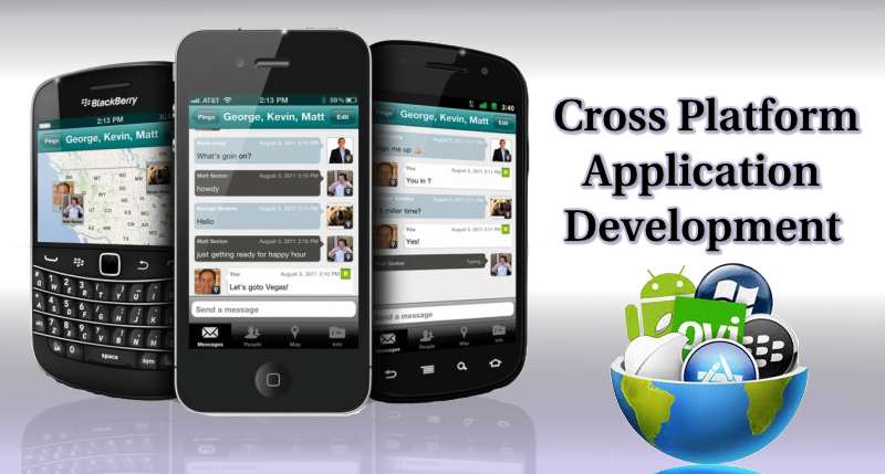 cross platform mobile web app