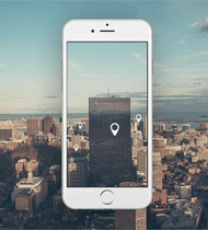 iPhone location Apps development services