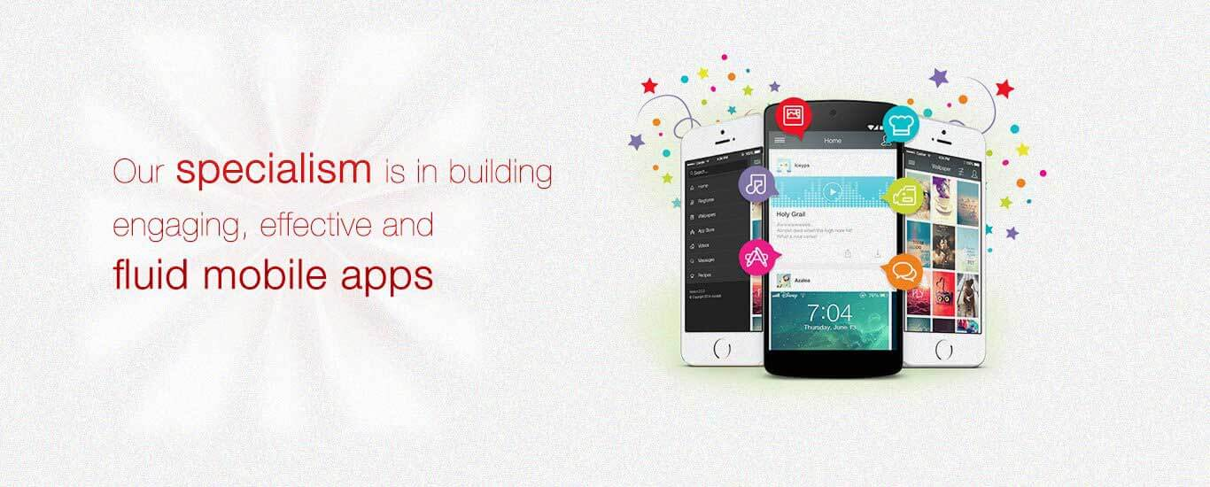 Mobile App Development Company Gurgaon, India - Mobile Application
