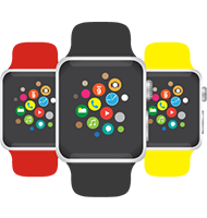 iphone wearable app development services