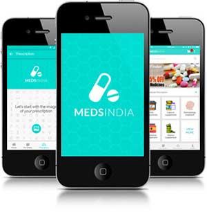 MedsIndia app developed by MobiBiz
