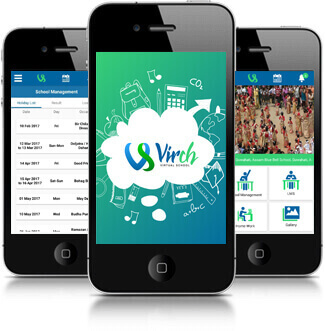 Virch app developed by MobiBiz